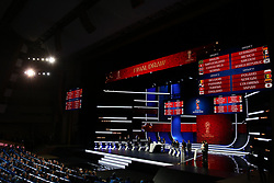 December 1, 2017 - Moscow, Russia - A general view during the Final Draw for the 2018 FIFA World Cup Russia at the State Kremlin Palace on December 1, 2017 in Moscow, Russia. (Credit Image: © Igor Russak/NurPhoto via ZUMA Press)