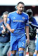 Arsenal v Chelsea 290912