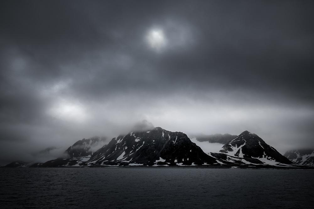 Nordaustland island, Spitsbergen