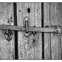 The Old New locks at Canterbury Shaker Village, NH..  All Content is Copyright of Kathie Fife Photography. Downloading, copying and using images without permission is a violation of Copyright.
