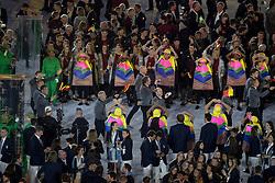 Belgium, Opening ceremony<br /> Olympic Games Rio 2016<br /> © Hippo Foto - Dirk Caremans<br /> 05/08/16