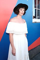 Edinburgh International Film Festival 2019<br /> <br /> Pictured: Pollyanna McIntosh<br /> <br /> Alex Todd   Edinburgh Elite media