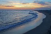Cape May Point, Shoreline, Beach, Sunset