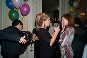 AMBER NUTTALL, Kate Reardon and Michael Roberts host a party to celebrate the launch of Vanity Fair on Couture. The Ballroom, Moet Hennessy, 13 Grosvenor Crescent. London. 27 October 2010. -DO NOT ARCHIVE-© Copyright Photograph by Dafydd Jones. 248 Clapham Rd. London SW9 0PZ. Tel 0207 820 0771. www.dafjones.com.