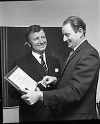 Gordon Lambert, Jacob's Biscuits.21/01/1971