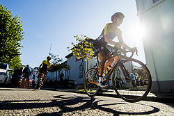 September 23, 2017 - Bergen, NORWAY - 170923 Alexandra Nessmar of Sweden ahead of the Women Elite Road Race on September 23, 2017 in Bergen..Photo: Vegard Wivestad GrÂ¿tt / BILDBYRN / kod VG / 170026 (Credit Image: © Vegard Wivestad Gr¯Tt/Bildbyran via ZUMA Wire)