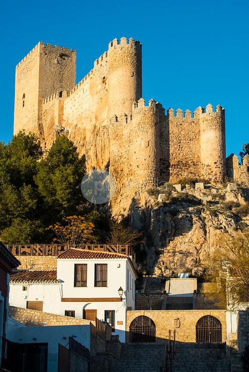 Castillo de Almansa. Albacete. España ©Antonio Real Hurtado / PILAR REVILLA