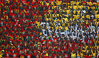 Photo: Steve Bond/Richard Lane Photography.<br />Guinea v Morocco. Africa Cup of Nations. 24/01/2008. Colourful terraces