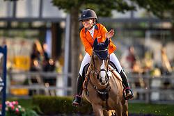 Bocken Emma, NED, Dagma<br /> European Jumping Championship Children<br /> Zuidwolde 2019<br /> © Hippo Foto - Dirk Caremans<br /> Bocken Emma, NED, Dagma
