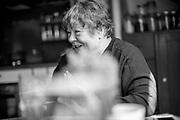 Czech photographer Libuše Jarcovjáková in Prague.