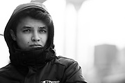 January 5-7, 2018. IMSA Weathertech Series ROAR before 24 test. 23 United Autosports, Ligier LMP2, Lando Norris