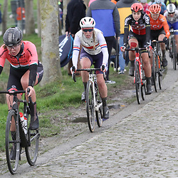 29-02-2020: Wielrennen: Omloop Nieuwsblad: Ninove: Femke Markus