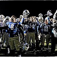 11.7.2014 Walsh Jesuit at Midview Varsity Football