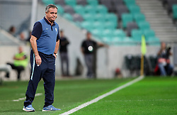 Tomaz Kavcic, head coach of Slovenia during football match between National Teams of Slovenia and Bulgaria in Final Tournament of UEFA Nations League 2019, on September 6, 2018 in SRC Stozice, Ljubljana, Slovenia. Photo by Morgan Kristan / Sportida