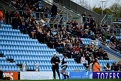 Fans watch the match - Mandatory by-line: Ryan Hiscott/JMP - 07/03/2020 - SPORT- Sandy Park - Exeter, United Kingdom - Exeter Chiefs Women v Army Women