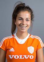 EINDHOVEN - RENSKE SIERSEMA van Jong Oranje Dames, dat het WK in Duitsland zal spelen.  COPYRIGHT KOEN SUYK
