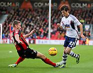 Bournemouth v Bolton Wanderers 021113