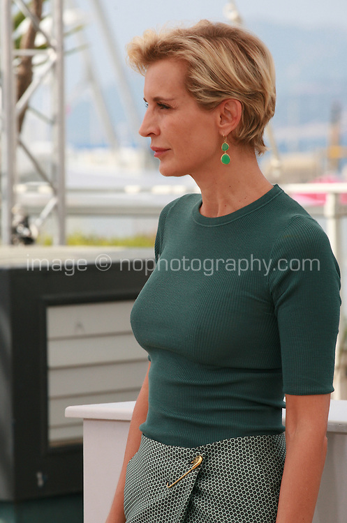 Melita Toscan du Plantier at the Masaan film photo call at the 68th Cannes Film Festival Tuesday May 19th 2015, Cannes, France.