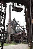 Vitkovice Iron and Steel Works Blast furnaces, Ostrava