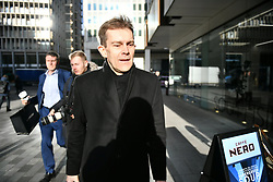 © Licensed to London News Pictures. 06/01/2020. London, UK. SEUMAS MILNE arrives for a Labour Part NEC meeting in London. Photo credit: Ben Cawthra/LNP