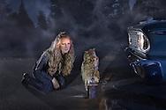 American  Dreamscapes /  The Owl<br /> <br /> Bend,Oregon,USA,2014