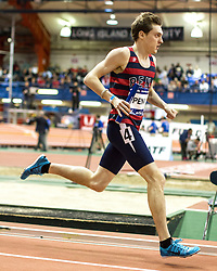 Millrose Games: college mens 4x800m relay, Penn