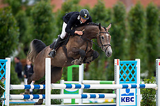 5 jaar spring paarden - Moorsele 2016