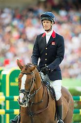 William Fox Pitt, (GBR), Chilli Morning - Jumping Eventing - Alltech FEI World Equestrian Games™ 2014 - Normandy, France.<br /> © Hippo Foto Team - Jon Stroud<br /> 31-08-14