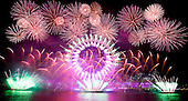 New Year's Eve Fireworks London 31st December 2016