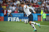 Antoine GRIEZMANN of France during the 2018 FIFA World Cup Russia, Group C football match between Denmark and France on June 26, 2018 at Luzhniki Stadium in Moscow, Russia - Photo Thiago Bernardes / FramePhoto / ProSportsImages / DPPI