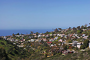Laguna Beach Bluebird Canyon Neighborhood