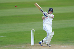 James Adams of Hampshire  - Mandatory byline: Dougie Allward/JMP - 07966386802 - 11/09/2015 - Cricket - County Ground -Taunton,England - Somerset CCC v Hampshire CCC - LV=County Championship - Day 3