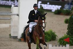 Kutscher, Marco, Liberty Son<br /> Stuttgart - German Masters<br /> Grosser Preis<br /> © www.sportfotos-lafrentz.de/ Stefan Lafrentz