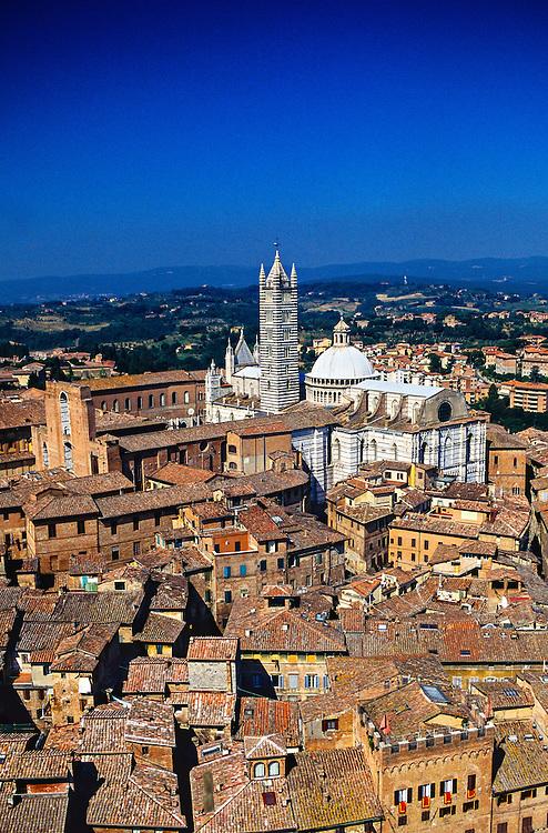 The Duomo (Cathedral) , Siena, Tuscany, Italy