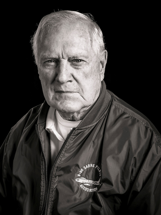 Willie C. Leach served as an F-86 pilot in Korea.  Created by aviation photographer John Slemp of Aerographs Aviation Photography. <br /> <br /> Created by aviation photographer John Slemp of Aerographs Aviation Photography. Clients include Goodyear Aviation Tires, Phillips 66 Aviation Fuels, Smithsonian Air & Space magazine, and The Lindbergh Foundation.  Specialising in high end commercial aviation photography and the supply of aviation stock photography for advertising, corporate, and editorial use.