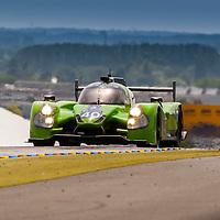 #40 Ligier JS P2, Judd, Krohn Racing, Joao Barbosa, Niclas Jonsson, Tracy Krohn, Le Mans 24H, 2015