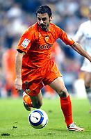 Fotball<br /> Primera Division Spania 2004/05<br /> Foto: Digitalsport<br /> NORWAY ONLY<br /> Valencia<br /> Stefano FIORE