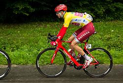 Taaramae Rein (Estonia) of Team Katusha during Stage 4 of 23rd Tour of Slovenia 2016 / Tour de Slovenie from Rogaska Slatina to Novo mesto (165,5 km) cycling race on June 19, 2016 in Slovenia. Photo by Vid Ponikvar / Sportida