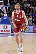 DESCRIZIONE : Eurolega Euroleague 2015/16 Group D Dinamo Banco di Sardegna Sassari - Brose Basket Bamberg<br /> GIOCATORE : Nicolo Melli<br /> CATEGORIA : Palleggio<br /> SQUADRA : Brose Basket Bamberg<br /> EVENTO : Eurolega Euroleague 2015/2016<br /> GARA : Dinamo Banco di Sardegna Sassari - Brose Basket Bamberg<br /> DATA : 13/11/2015<br /> SPORT : Pallacanestro <br /> AUTORE : Agenzia Ciamillo-Castoria/L.Canu