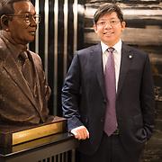 Mr. Frank Lin -- Secom