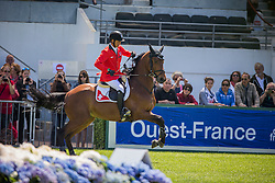Guerdat Steve (SUI) - Concetto Son <br /> Furusiyya FEI Nations Cup presented by Longines<br /> Longines Jumping International La Baule 2014<br /> © Hippo Foto - Dirk Caremans