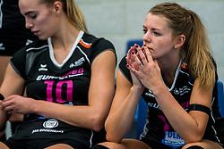29-09-2018 NED: Supercup Sliedrecht Sport - Eurosped, Sliedrecht<br /> Sliedrecht takes the first price of the new season / Rochelle Wopereis #12 of Eurosped