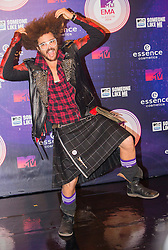 Redfoo. Red carpets arrivals at the MTV EMA's 2014 at The Hydro on November 9, 2014 in Glasgow, Scotland.