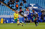 Sheffield Wednesday v Norwich City 140321