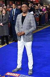 Samuel L Jackson attending the UK Gala Premiere of Captain Marvel at Curzon Mayfair, London. Picture Credit Should Read: Doug Peters/EMPICS