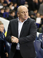 Hull's Mike Phelan looks on during the the Premier League match at White Hart Lane Stadium, London. Picture date December 14th, 2016 Pic David Klein/Sportimage