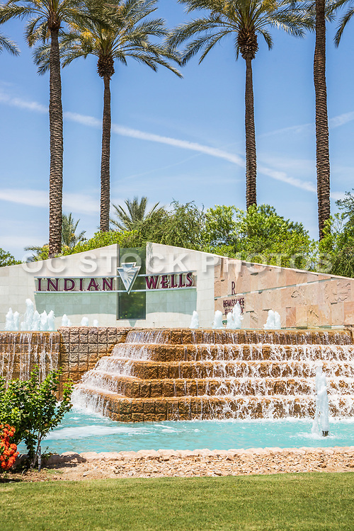 Indian Wells Hyatt Regency Resort Entrance
