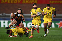 Rugby Union - 2020 / 2021 European Rugby Heineken Champions Cup - Round of 16 - Gloucester vs La Rochelle - Kingsholm<br /> <br /> La Rochelle's Kevin Gourdon in action during this evening's game.<br /> <br /> COLORSPORT/ASHLEY WESTERN