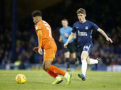 January 26, 2019 - Southend, England, United Kingdom - Charlie Kelman of Southend United.during Sky Bet League One match between Southend United and Luton Town at Roots Hall Ground, Southend, England on 26 Jan 2019. (Credit Image: © Action Foto Sport/NurPhoto via ZUMA Press)