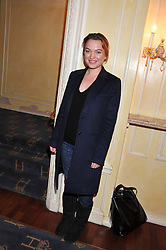 SOPHIA MYLES at an after show party following the cast change from 'One Man, Two Guvnors' held at the Theatre Royal Haymarket, London on 12th February 2013.